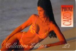 Carte Prépayée - FEMME PHONE  CARD - - Andere Voorafbetaalde Kaarten