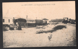 Arcachon (33 Gironde) CPA Le Tramway Du Cap Ferret   (PPP20822) - Arcachon
