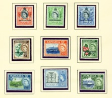 JAMAICA - 1963-4 Independence Definitives Mult St. Edwards Crown CA Watermark Set Unmounted/Never Hinged Mint - Jamaica (1962-...)