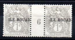 ROUAD - YT N° 4 Millésime - Neuf * - MH - Rouad (1915-1921)