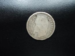 FRANCE : 50 CENTIMES  1864 A    F.188 / KM 814.1    TB - - France