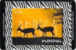 Carte Prépayée - MONDIAL   -  7.5 € - Andere Voorafbetaalde Kaarten