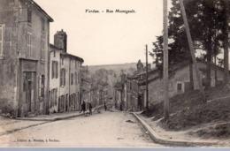 VERDUN  -  Rue Montgault - Verdun