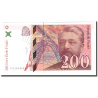 France, 200 Francs, Eiffel, 1996, 1996, SPL+, Fayette:75.2, KM:159a - 1992-2000 Ultima Gama