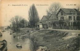 VAL D'OISE  ARGENTEUIL  Petit Gennevilliers - Argenteuil