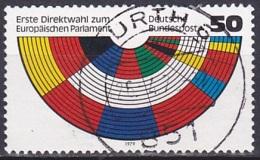 FRG/1979 - Mi 1002 - 50 Pf - USED/'FÜRTH 6' - [7] República Federal
