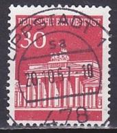 FRG/1966 - Mi 508 - 30 Pf - USED/'LIPPSTADT 1' - [7] Repubblica Federale