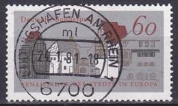 FRG/1981 - Mi 1084 - 60 Pf - USED/'LUDWIGSHAFEN AM RHEIN 1' - [7] República Federal