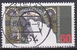 FRG/1979 - Mi 1015 - 60 Pf - USED/'NETTETAL 1' - [7] República Federal