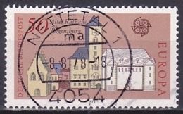 FRG/1978 - Mi 970 - 50 Pf - USED/'NETTETAL 1' - [7] República Federal