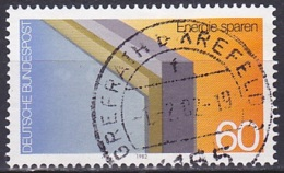 FRG/1982 - Mi 1119 - 60 Pf - USED/'GREFRATH B. KREFELD 2' - [7] República Federal