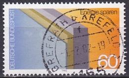 FRG/1982 - Mi 1119 - 60 Pf - USED/'GREFRATH B. KREFELD 2' - Oblitérés