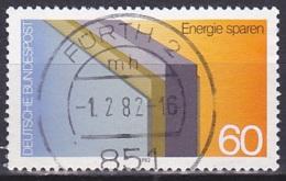 FRG/1982 - Mi 1119 - 60 Pf - USED/'FÜRTH 2' - [7] República Federal