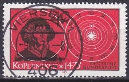 FRG/1973 - Mi 758 - 40 Pf - USED/'VIERSEN 1' - Gebruikt