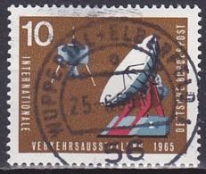FRG/1965 - Mi 469 - 10 Pf - USED/'WUPPERTAL-ELBERFELD 1' - [7] République Fédérale