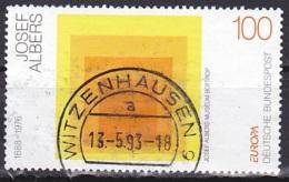 FRG/1999 - Mi 1674 - 100 Pf - USED/'WITZENHAUSEN 9' - [7] République Fédérale