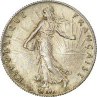 Monnaie, France, Semeuse, 50 Centimes, 1897, Paris, SUP, Argent, Gadoury:420 - Frankreich