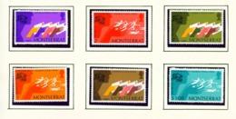 MONTSERRAT - 1974 UPU Set Unmounted/Never Hinged Mint - Montserrat