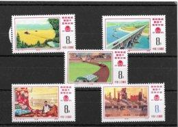 16 Timbres Neuf**  Chine  Série Compléte - 1949 - ... Volksrepublik