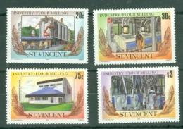 St Vincent: 1985   St Vincent Flour Milling Industry   MNH - St.Vincent (...-1979)
