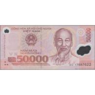 TWN - VIETNAM 121l - 50000 50.000 Đồng 2017 Polymer - Prefix SO UNC - Vietnam