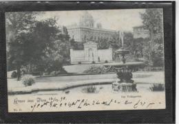 AK 0343  Gruss Aus Wien - Volksgarten  Um 1898 - Wien Mitte