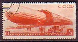 RUSSIA - UdSSR - 1934 - Drigable - 5 Kop. Mi 483x - 1923-1991 USSR
