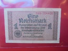 Reichskreditkassen 1 MARK ND CIRCULER - Other