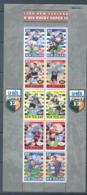 NEW ZEALAND - MNH/** - 1999 - U-BIX RUGBY SUPER 12 - Yv 130 -  Lot 20639 - Blocs-feuillets
