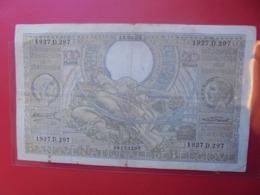 BELGIQUE 100 FRANCS 12-9-35 CIRCULER - 100 Francs & 100 Francs-20 Belgas