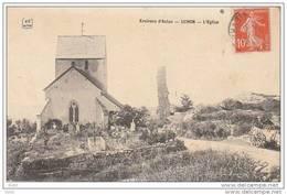 SAONE ET LOIRE UCHON EGLISE - France