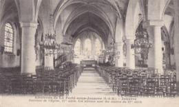 Environs De La Ferté-sous-Jouarre - JOUARRE- Intérieur De L'église, 15° Siècle. Les Vitraux Sont Des œuvres Du 13°siècle - Francia