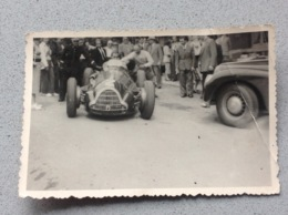 Photo Originale Voiture De Course A Identifier - Sport Automobile