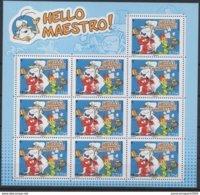 Bloc HELLO MAESTRO - Blocs & Feuillets