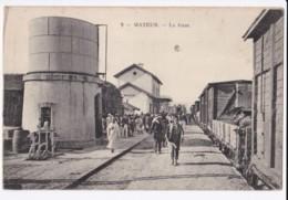 AK51 Mateur, La Gare - Tunisia