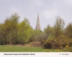 AM57 Galleywood Common & St. Michael's Church - England