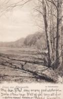 AN50 Gruss Aus Eberswalde Im Schwarzethal - Early Undivided Back - Eberswalde