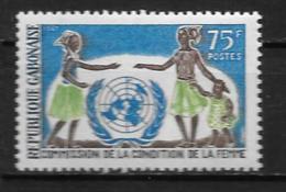 1967 - N° 219**MNH - Condition De La Femme - Gabon (1960-...)
