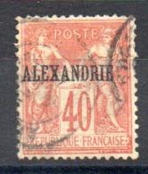 ALEXANDRIE - YT N° 13 - Cote: 16,00 € - Alessandria (1899-1931)