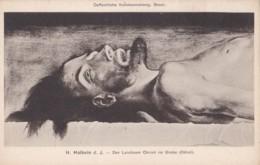 AS99 Art Postcard - Der Leichnam Christi Im Grabe By Holbein - Pintura & Cuadros