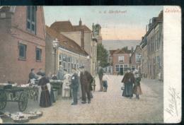 Leiden - Werfstraat - 1906 - Grootrond Vleuten - Leiden