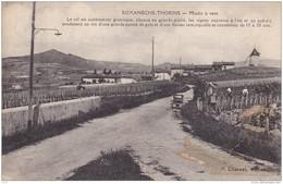 SAONE ET LOIRE ROMANECHE THORINS MOULIN A VENT - France