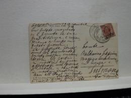 POSTA  MILITARE  I  GUERRA   --   TURCHIA  --  COSTANTINOPOLI   II -- POSTE ITALIANE - War 1914-18