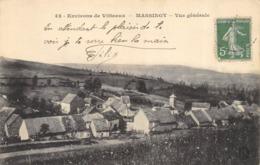CPA ENVIRONS DE VITTEAUX MASSINGY VUE GENERALE - Autres Communes