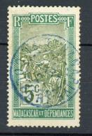 MADAGASCAR RF - T. COURANT - N° Yvert 97 Obli. - Usati