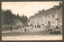 Carte P ( Hôtel -Asile Du Marchairuz ) - VD Vaud