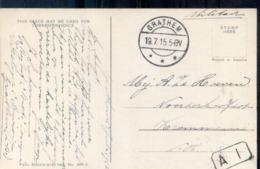 Grathem - Langebalk 19.7.15 - Poststempel