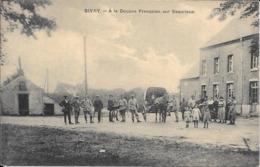 Sivry.  A La Douane Française, Sur Beaurieux.. - Belgique