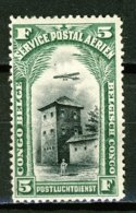 Belg.kongo-Congo Belge (xx)p Nr LP 4  Postfris - Neuf - MNH - Congo Belge