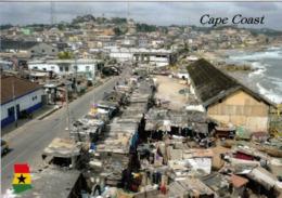 1 AK Ghana * Ansicht Der Stadt Cape Coast * - Ghana - Gold Coast